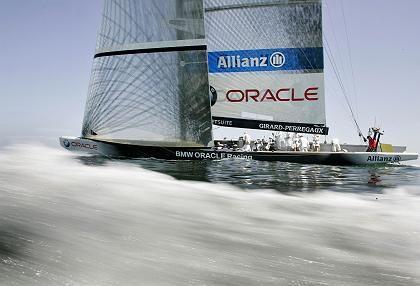 Volle Fahrt: Oracle trotzt der Krisenstimmung in den USA