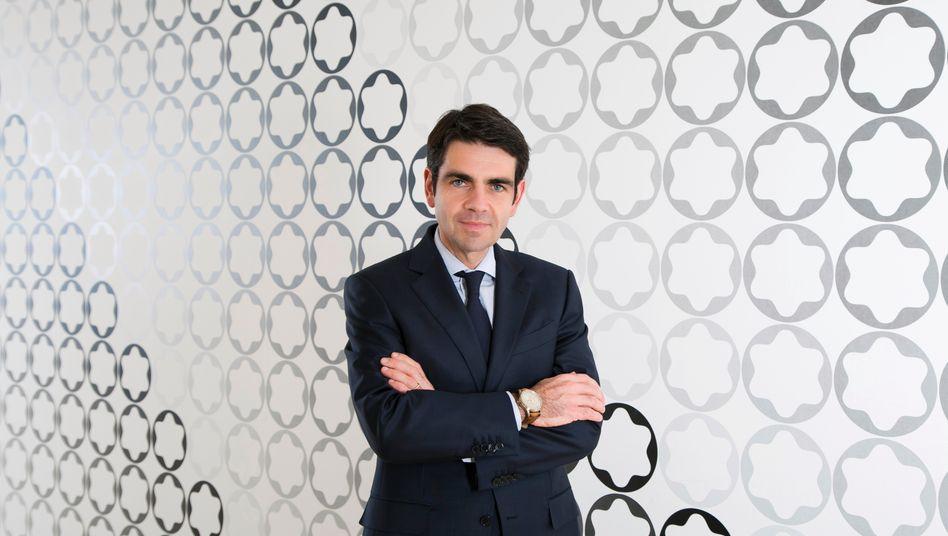 Führt nun Richemont: Der frühere Monblanc-Chef Jérôme Lambert .