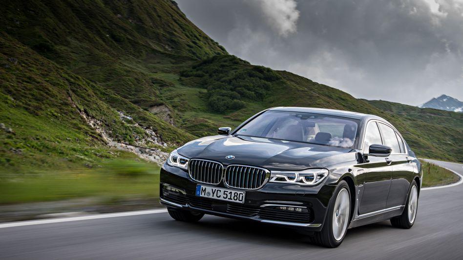 BMW 7er: Für ein Jahr nicht als Benziner lieferbar