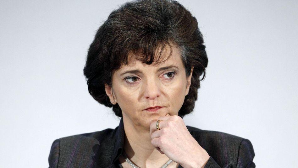 Hätte die Depfa lieber verkauft: Manuela Better, Vorstandschefin der Muttergesellschaft Hypo Real Estate.