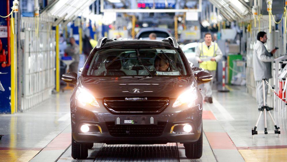 Carsharing, Ridesharing, E-Commerce: Wie PSA wieder auf die Überholspur will