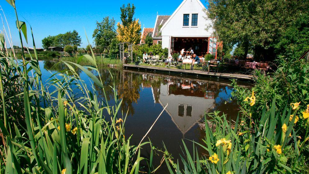 Teegärten: Genießen auf Niederländisch