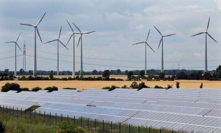 Solarbranche in Bedrängnis: Zahlreiche deutsche Hersteller mussten im Zuge der Solarkrise Insolvenz anmelden