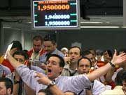 Ausnahmezustand: Die amerikanische Kreditkrise sorgt weltweit für Nervosität an den Finanzmärkten, hier: Broker in Sao Paulo
