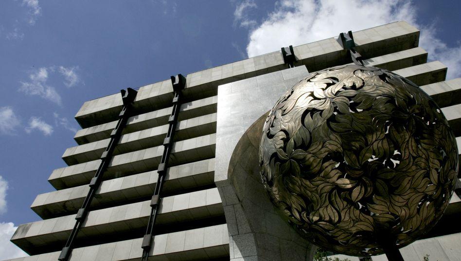 Sitz der Zentralbank in Dublin: Großes Interesse an den Papieren