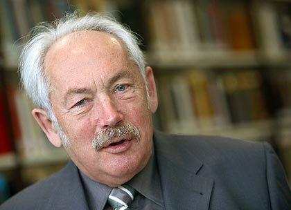Ausgezeichnet: Der Jülicher Professor Grünberg erhielt 2007 den Physik-Nobelpreis