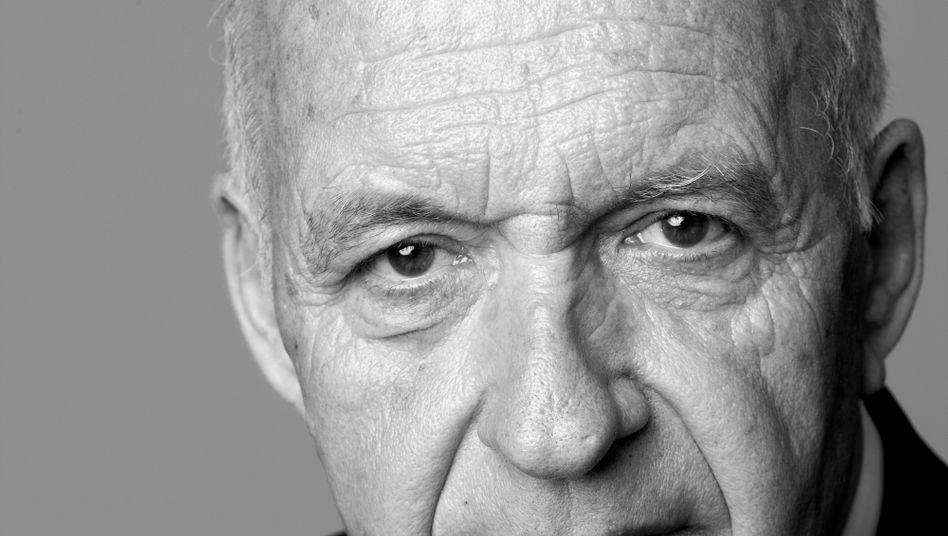 Laureat der Hall of Fame 2012: dm-Gründer Götz Werner