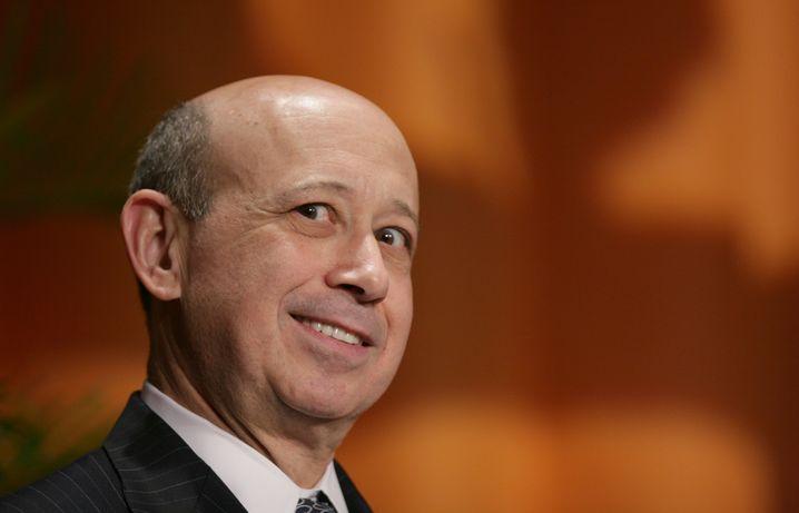 Verrichtet immer noch Gottes Werk: Goldman-Sachs-Chef Lloyd Blankfein