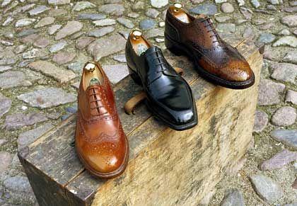 Maßanfertigung: Schuhe von Klemann Shoes