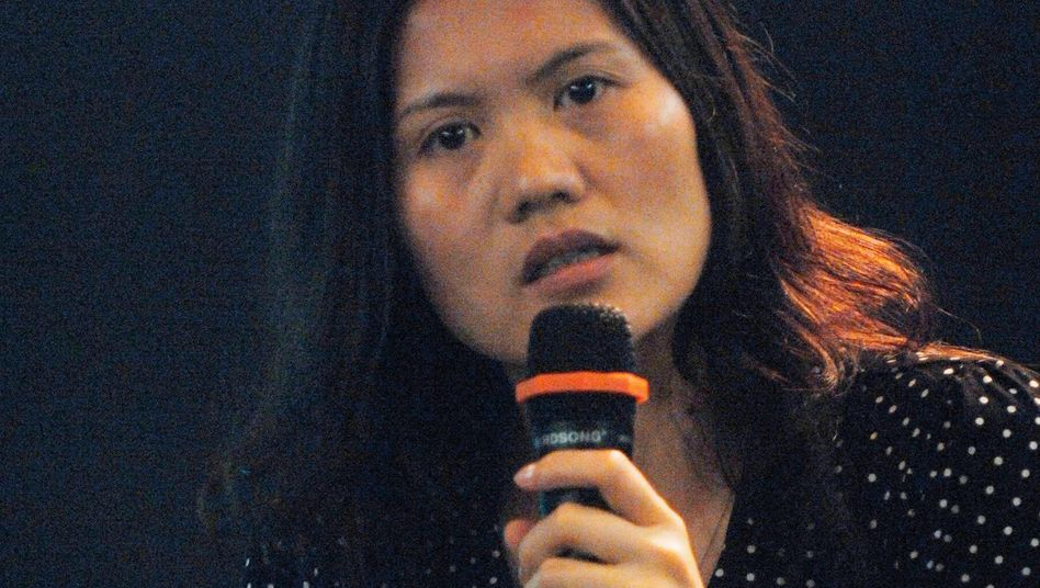 Peng Lei: Die Chefin von Alibabas Bezahldienst Alipay setzt weiter auf die Services von Ant Financial