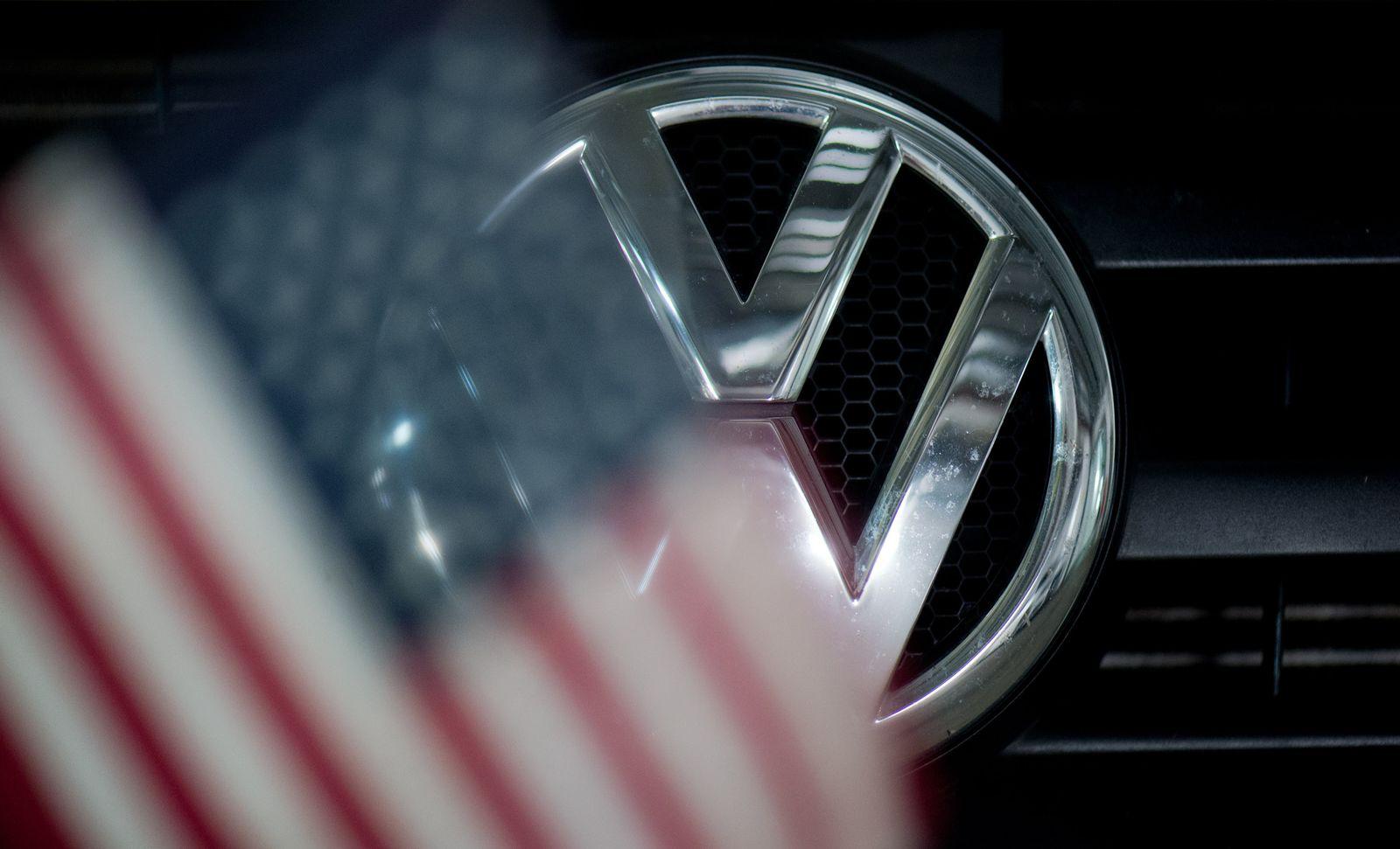 VW-Konzern hadert trotz Abgas-Vergleichs mit klagenden US-Staaten