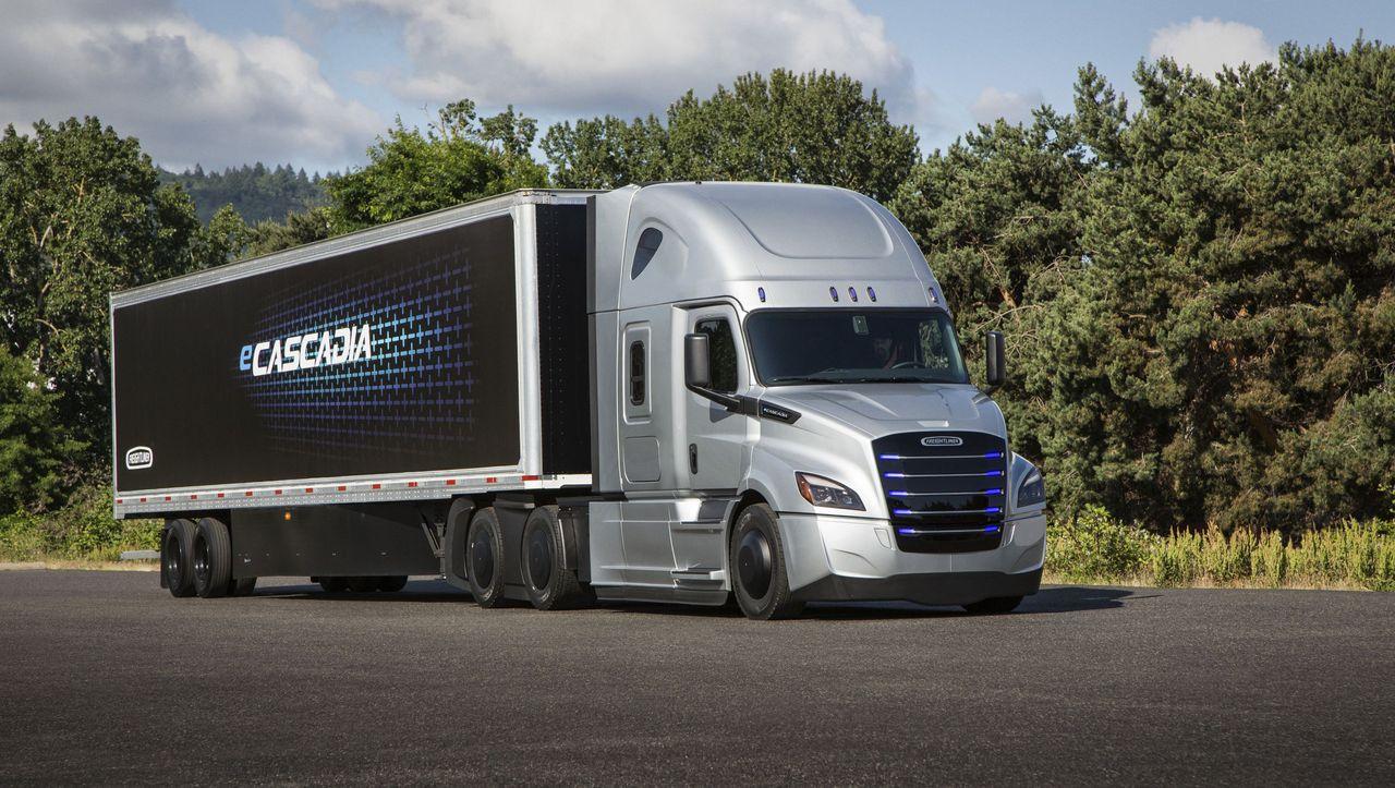 Daimler Trucks: Kooperation mit Waymo für Entwicklung autonomer Lkw - manager magazin - Unternehmen