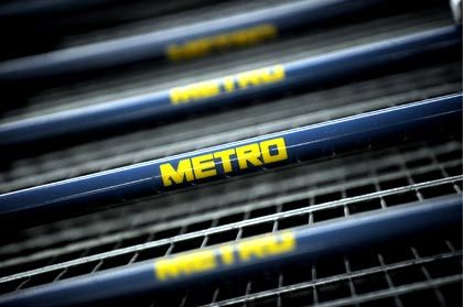 Einkaufen: So recht hatten die Deutschen offenbar im ersten Quartal keine Lust, bei Metro zu shoppen