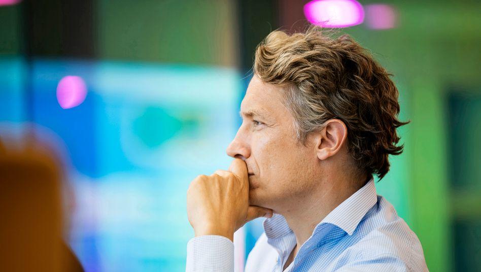 Alleinentscheider: Rocket-CEO Oliver Samwer