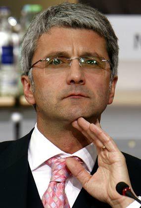 Piëch-Vertrauter: Der künftige Audi-Chef Stadler