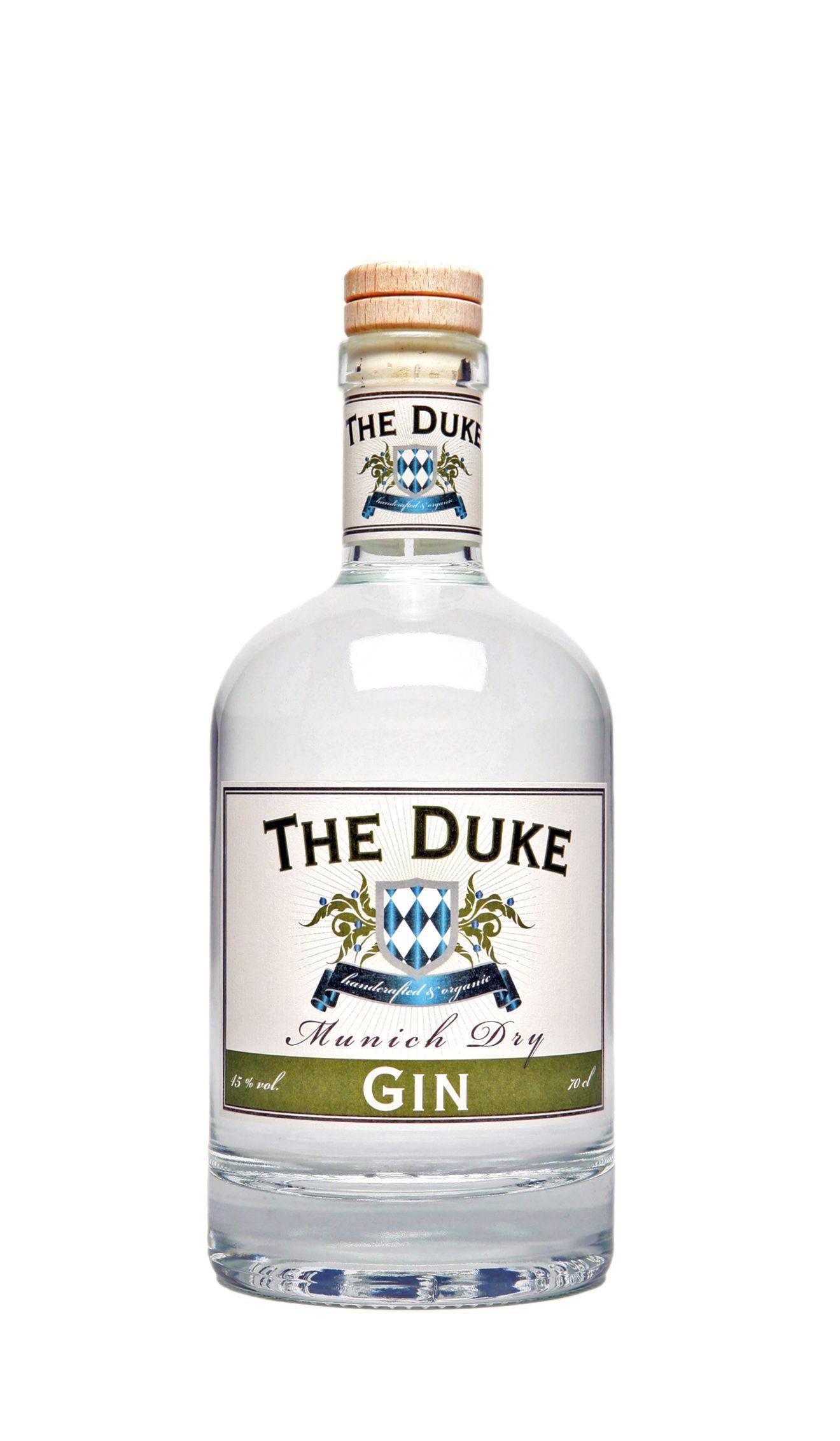 Gin / The Duke Munich Dry Gin