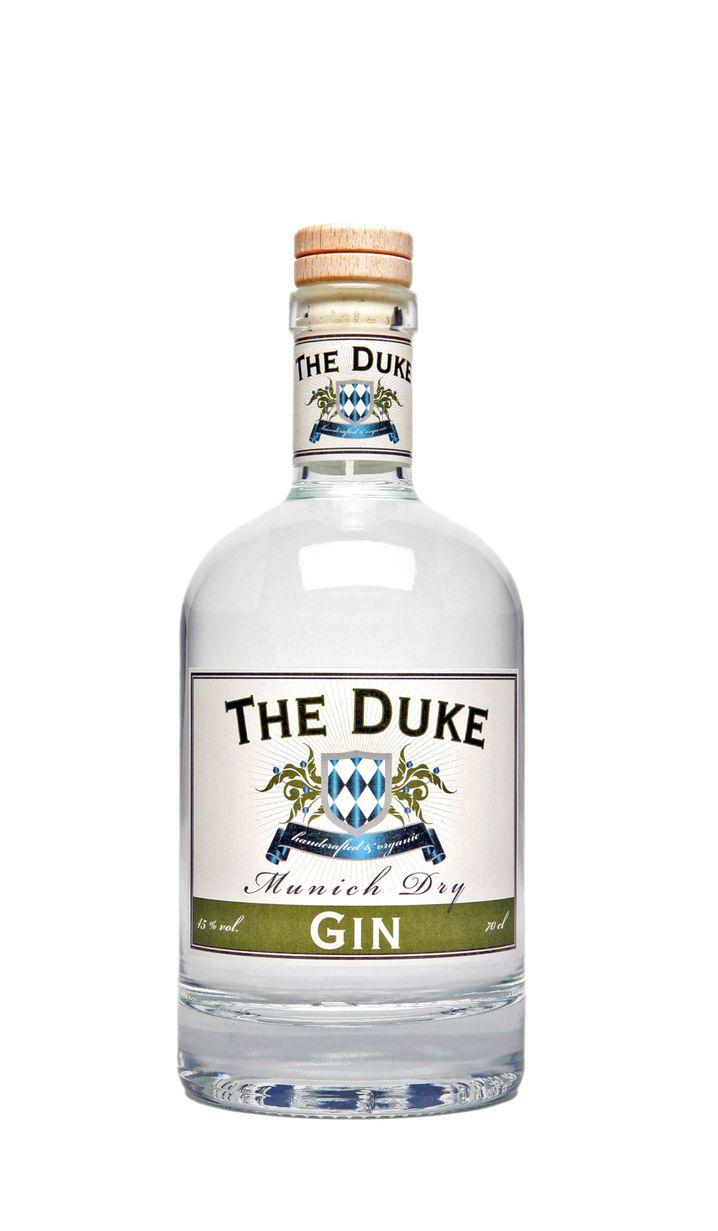 """Bayerische Note: """"Duke Gin"""" aus München"""