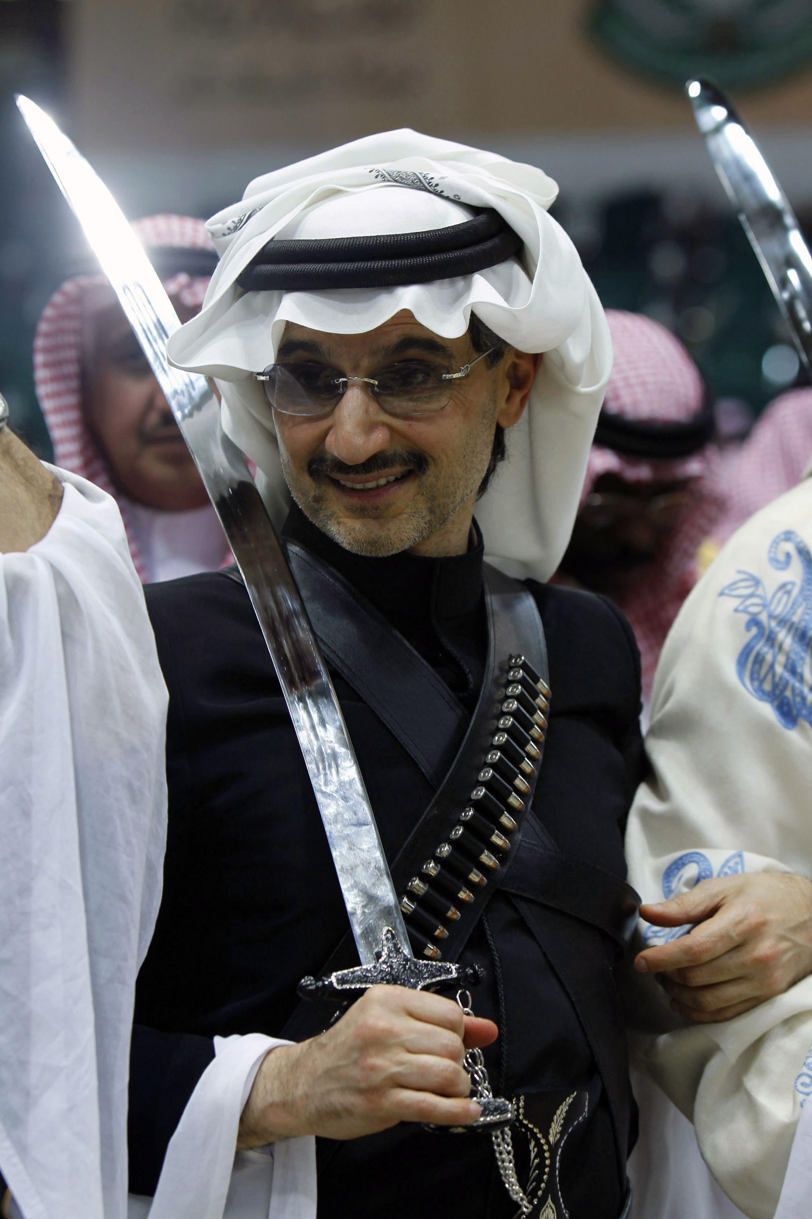 SPIEGEL PLUS S.88 Bin Talal Saudi Arabien