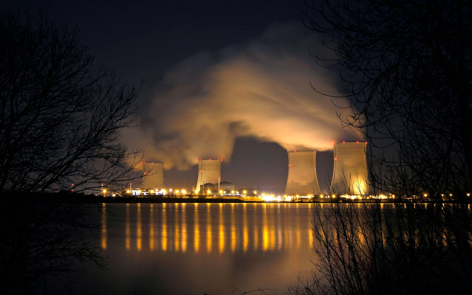 Frankreich / Atomstrom / Atomkraftwerke / AKW