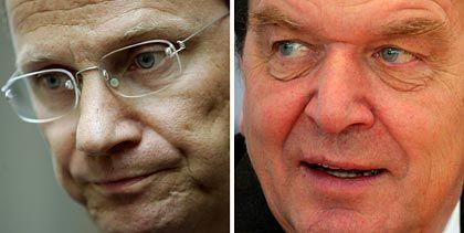 Westerwelle gegen Schröder: Ein juristischer Erfolg für den Ex-Kanzler