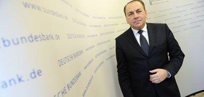 Passt perfekt in die Zeit: Bundesbank-Präsident Weber