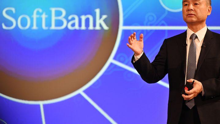 Risse in der Tech-Finanzblase: Die größten Risiken von Softbank