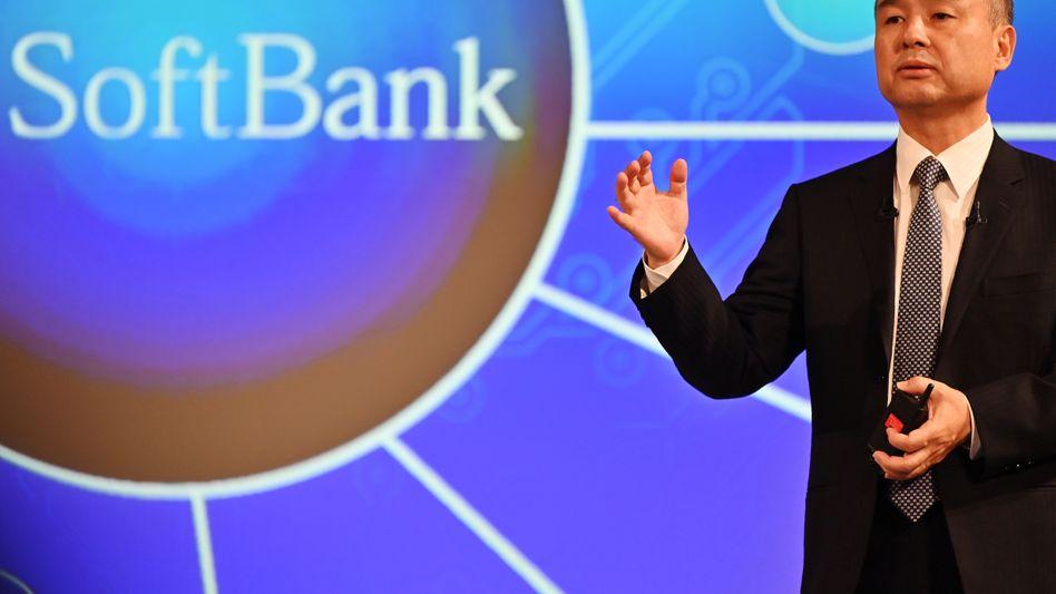 Softbank Chef Masayoshi Son: Der Milliardenverlust mit WeWork kratzt am Nimbus des Tech-Investors