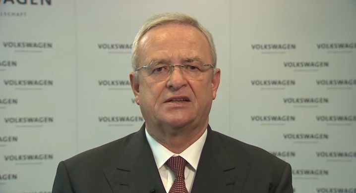 Martin Winterkorn, Ex-Chef von Volkswagen