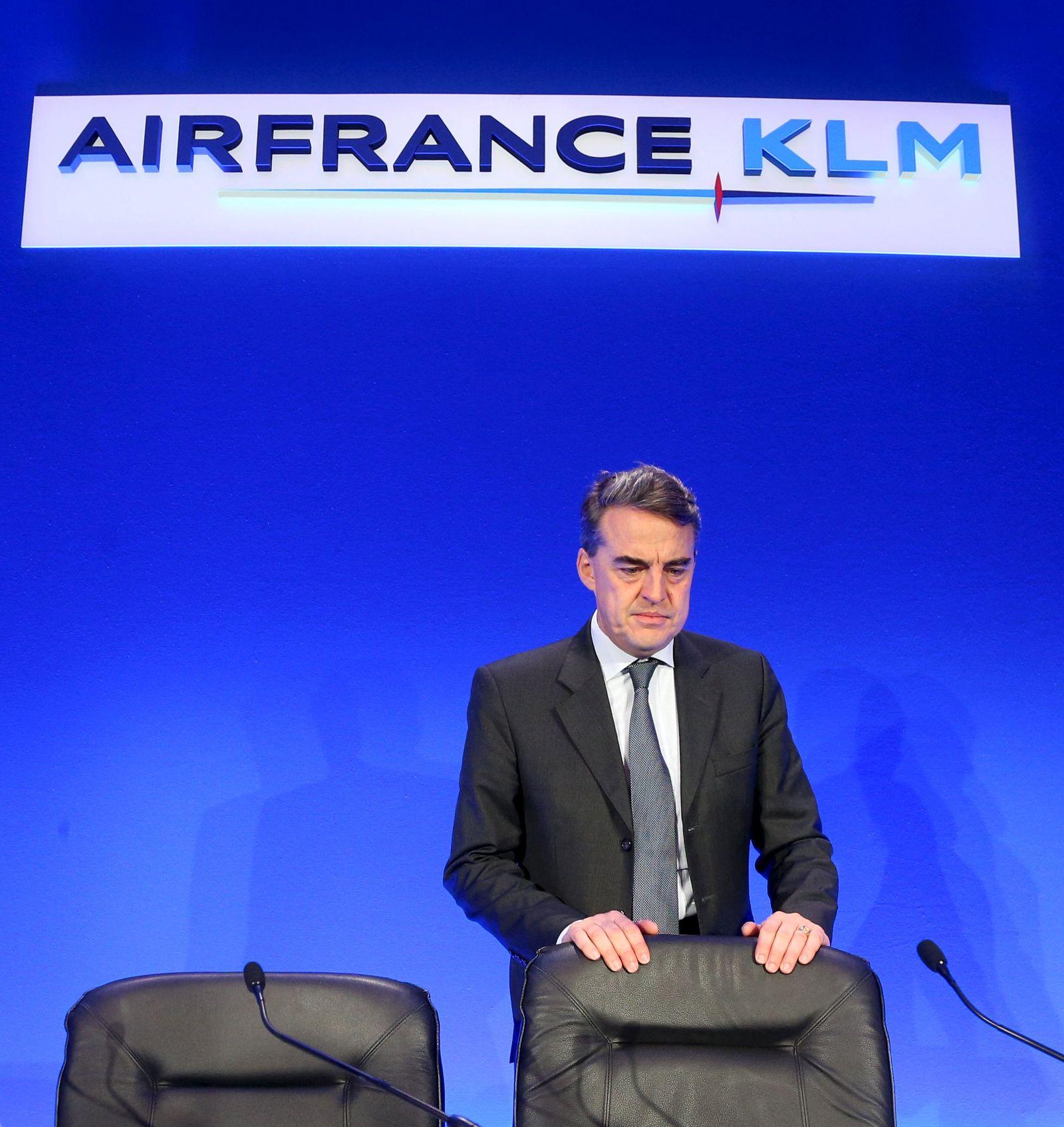 Alexandre de Juniac, Air France