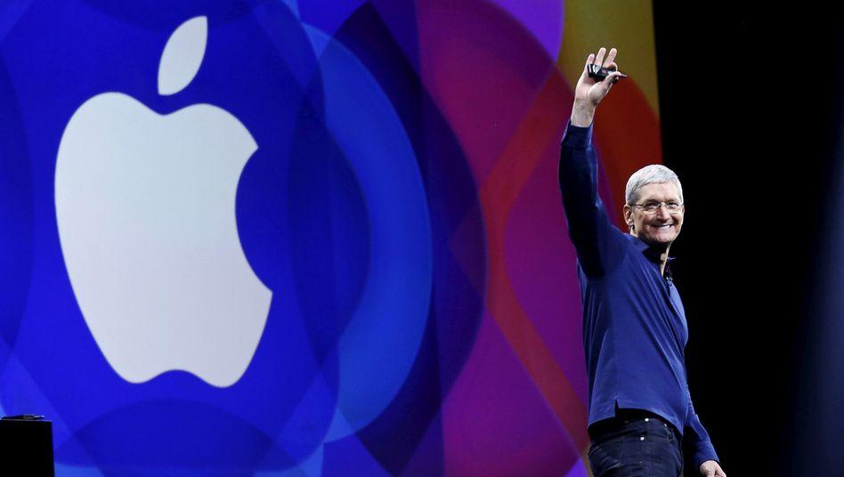 Am 12. September wird Tim Cook das neue iPhone 8 vorstellen