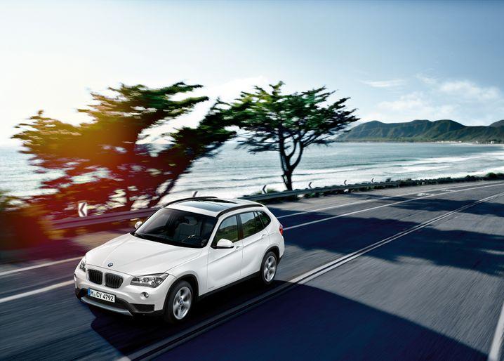 BMW X1: Der Kompakt-SUV aus München hält die Pole-Position
