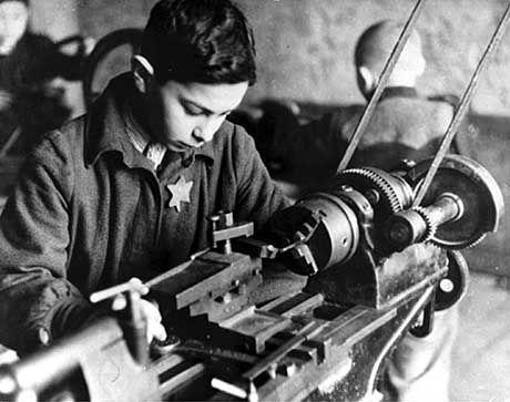 Einer von zehn Millionen NS-Zwangsarbeitern