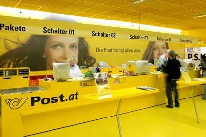 Börsengang: Österreichs Post wird teils privatisiert
