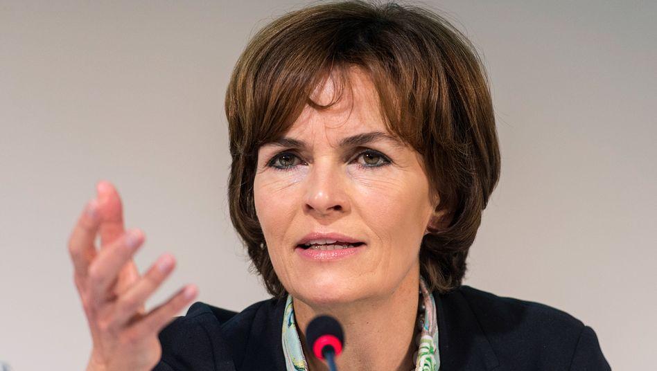 """Trumpf-Chefin Nicola Leibinger-Kammüller warnt vor """"hysterischen"""" Klimaschutz-Maßnahmen"""