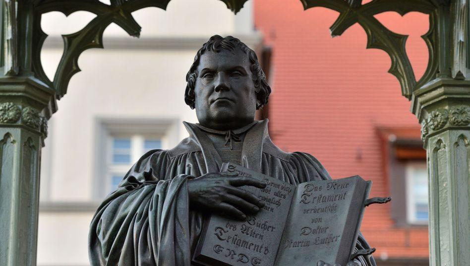 Reformator Martin Luther: Der Reformationstag am 31. Oktober soll im Norden ein Feiertag sein