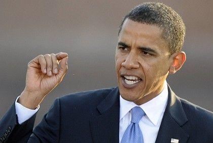 Kandidat Obama: Kritik am Finanzmarktprogramm der Bush-Regierung