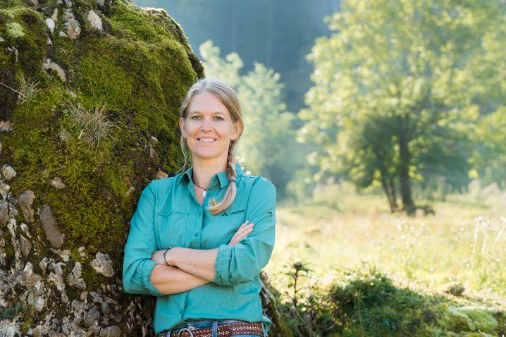 Antje von Dewitz, Chefin des Outdoor-Ausrüsters Vaude