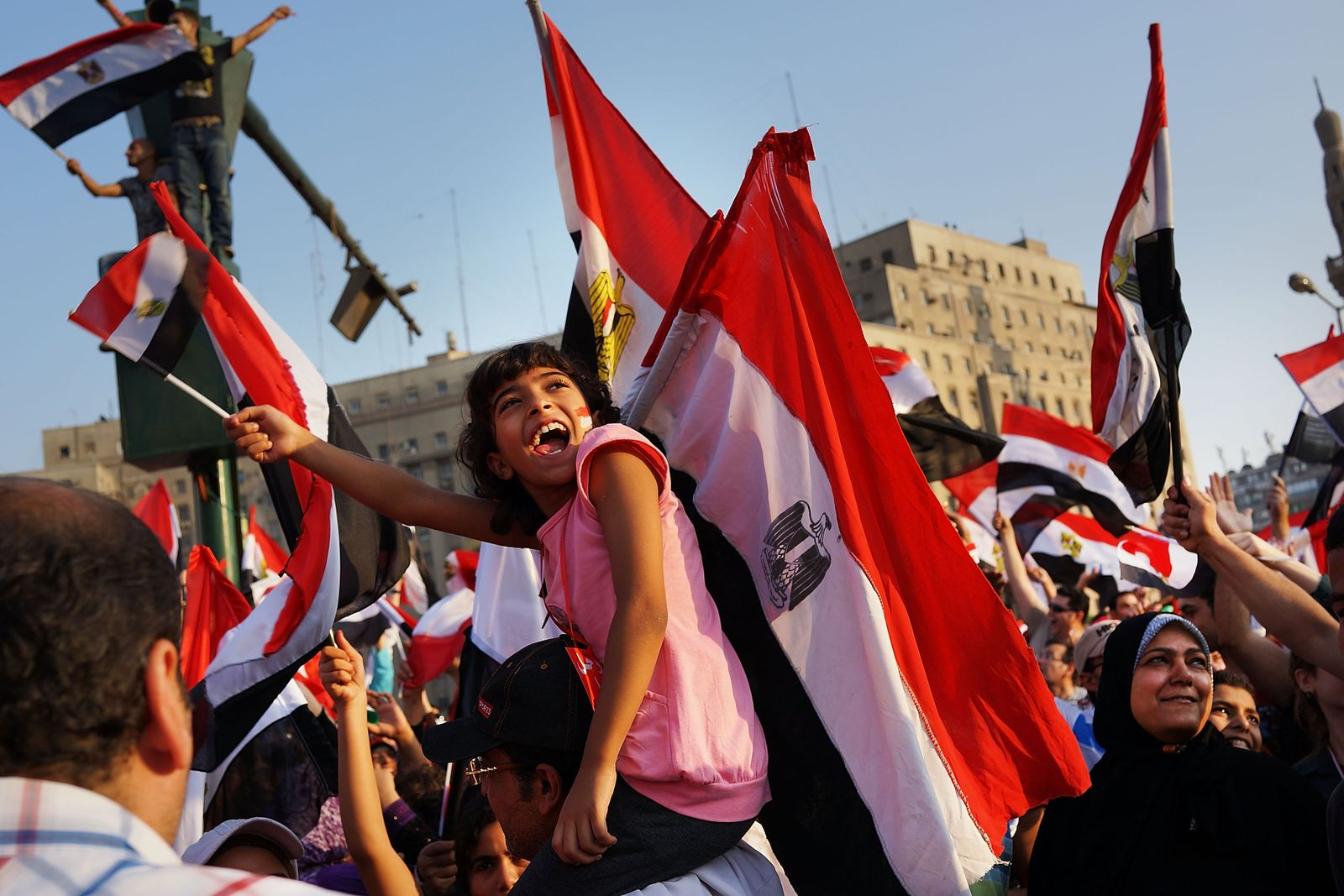 Ägypten / Jubel