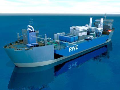 """Entwurf von RWE: """"Wir können Strom schnell und zuverlässig dort anbieten, wo er gerade benötigt wird"""""""