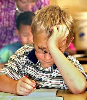 Schlüsselerfahrung oft schon in der Schule: Die meisten Phobien knüpfen sich an bestimmte Situationen