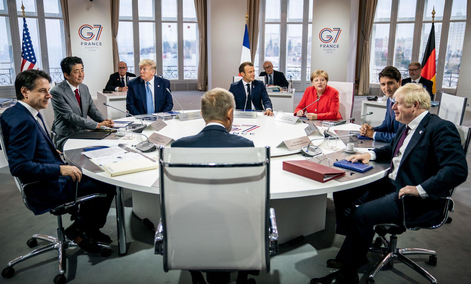 Plus 52/ G7-Gipfel in Frankreich