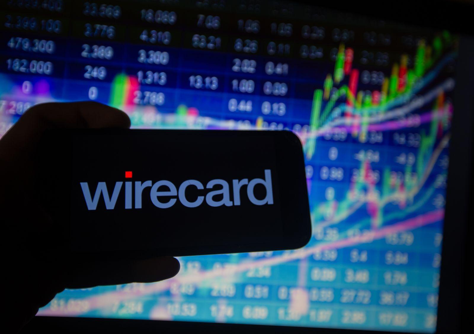 EINMALIGE VERWENDUNG logo of Wirecard