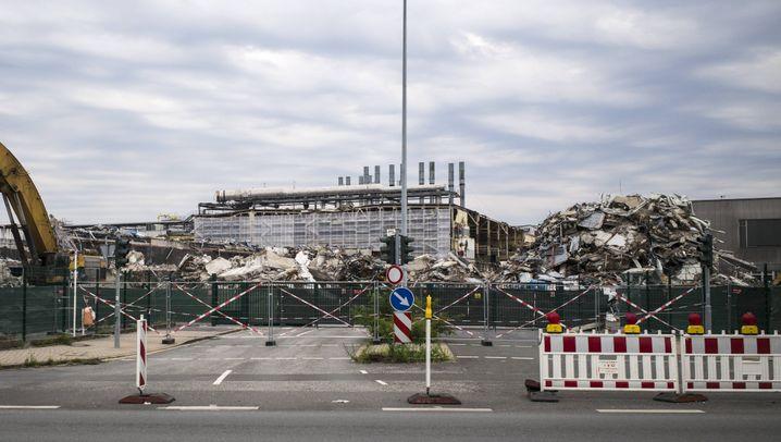 Abriss des einstigen Opel-Werks in Bochum: Hier stirbt ein Stück deutscher Automobilgeschichte