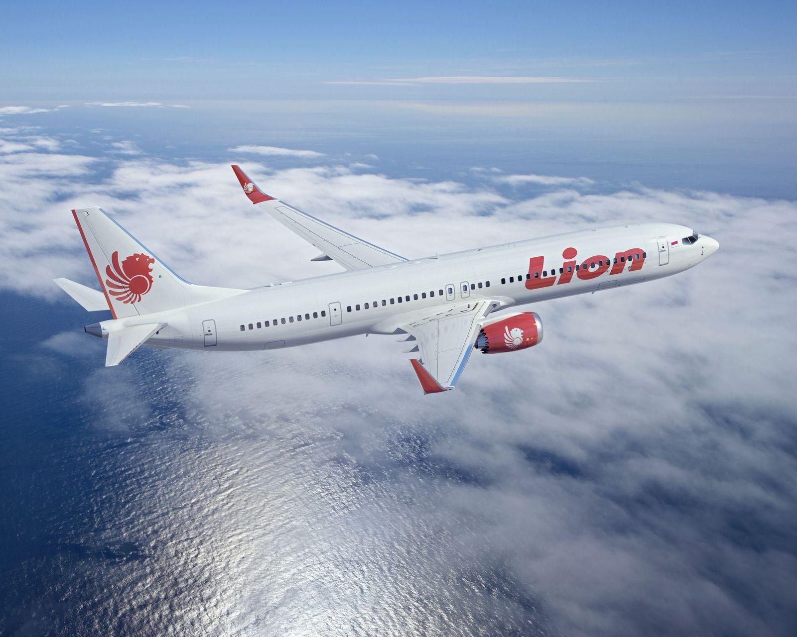 Lionair MLI 737 MAX / Boeing