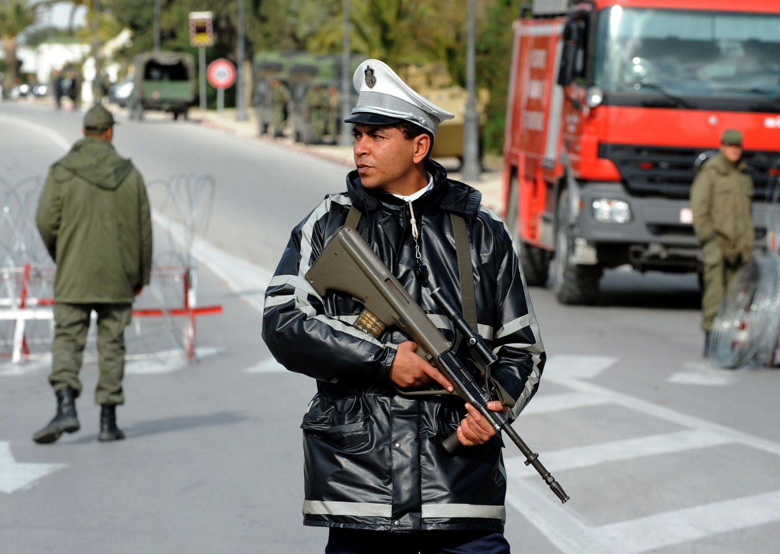 Tunesien Proteste Samstag