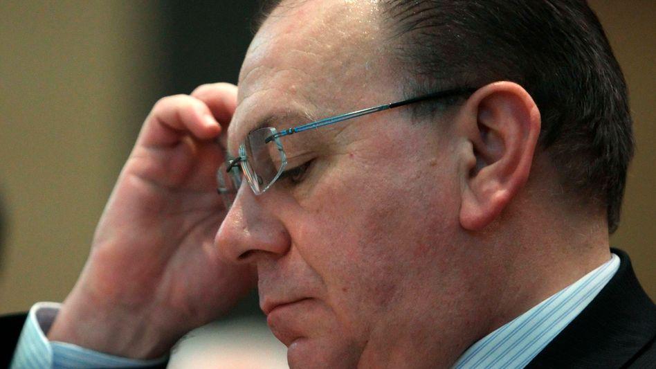 Mahnende Worte: Axel Weber, derzeit noch Bundesbankpräsident