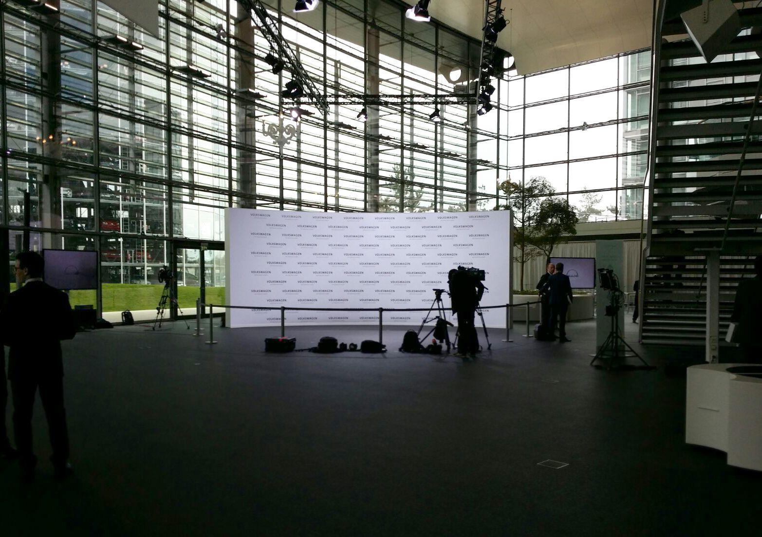VW / Jahrespressekonferenz