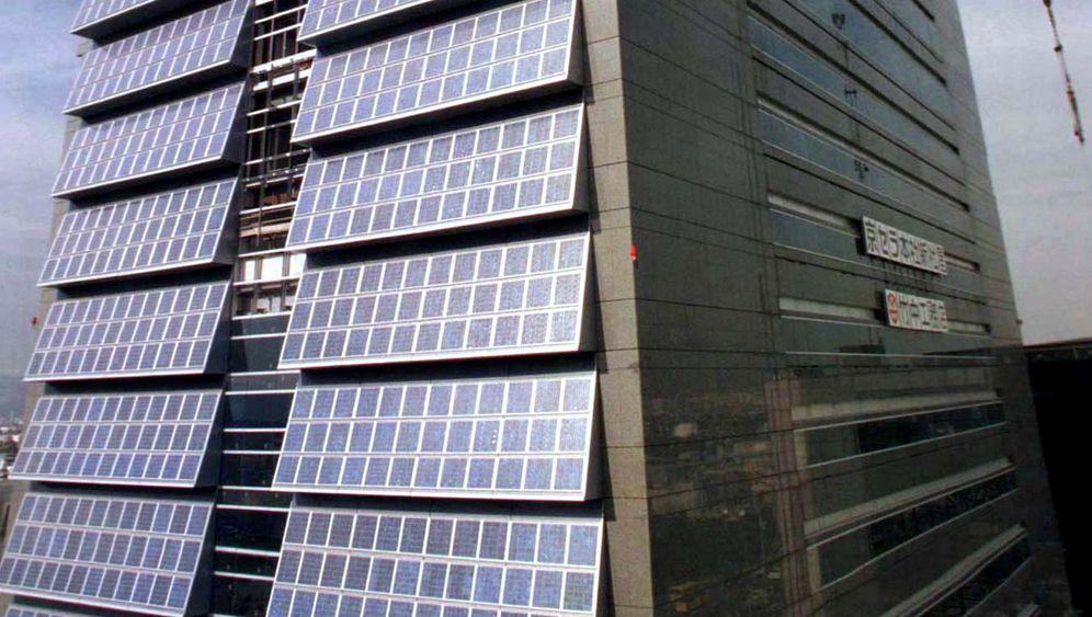 Solarbranche: China dominiert die Top 10