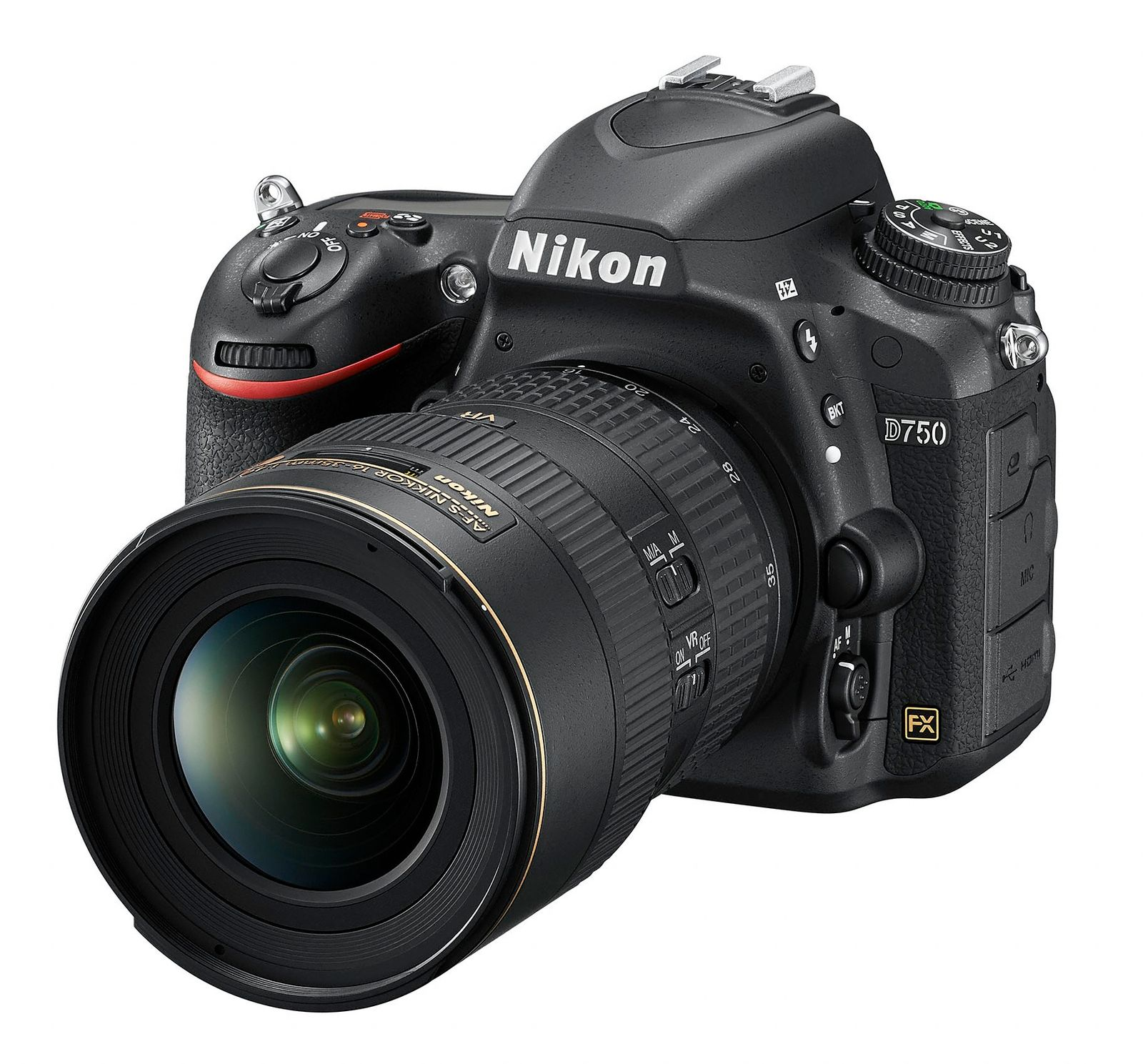 Kaufberatung Digitalkameras/ SLR/ Nikon D750