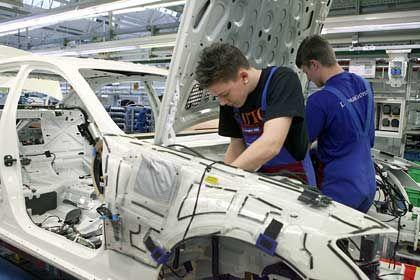 (Noch) gut zu tun: 2009 könnte Flaute am Arbeitsmarkt herrschen